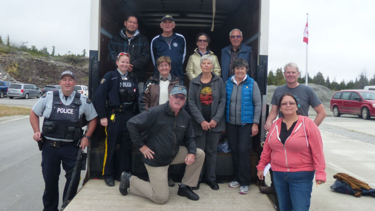 Rotary club on a Mission for literacy
