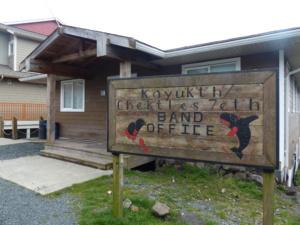 Kyuquot Village